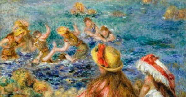 """renoir large bathers In his article on the large bathers of 1887, house also suggests that renoir's interest in the art of the eighteenth century may have been connected to charles ephrussi[54] house argues that renoir's ideas about the decorative arts, which he enumerated in an article entitled """"society of irregularists"""" in 1884, were strikingly."""