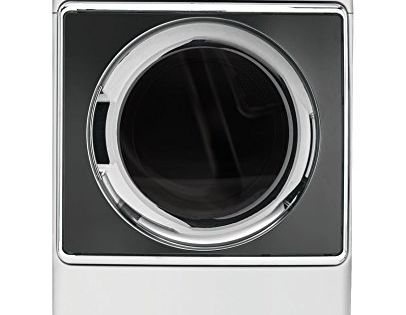 Kenmore Elite 9 0 Cu Ft Front Control Electric Dryer With Accela Steam In White Includes Delivery And Hookup Kenmore Elite Kenmore Washer Appliance Sale
