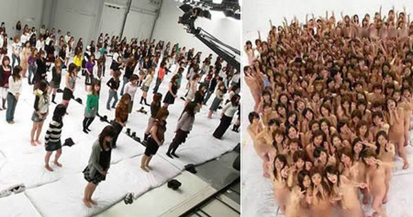 Largest japanese orgy