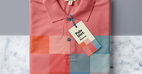 Polo T Shirt Mockup Front And Back Psd Free Psd Polo Shirt Mockup Shirt Mockup Polo Shirt T Shirt Folding