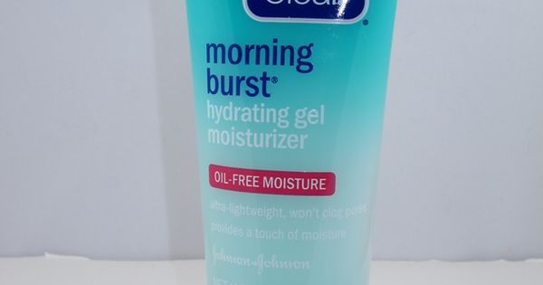 how to open clean and clear morning burst
