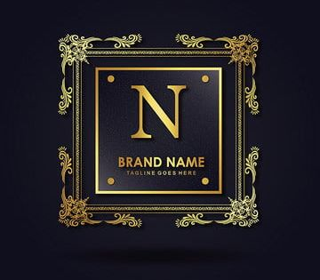 N Vector Amazing Alphabet Logo Designs Template In 2020 Logo Design Free Templates Logo Design Logo Design Free
