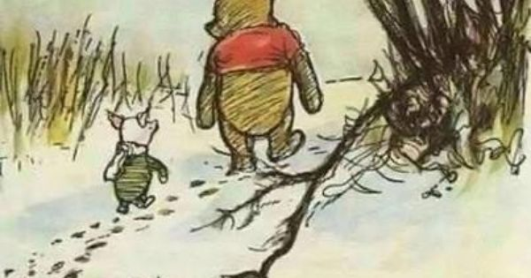 Tao of Pooh Quotes | In The Moment Monday
