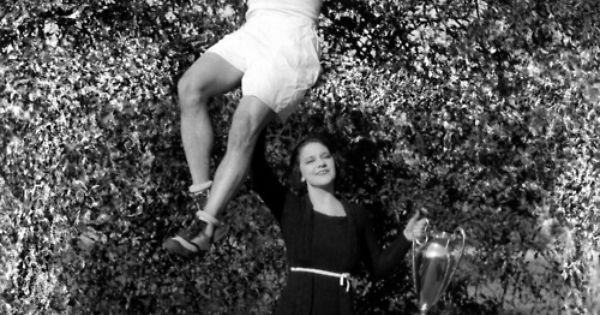 Buster Keaton & Viola Dana - no photoshopping here, this ...