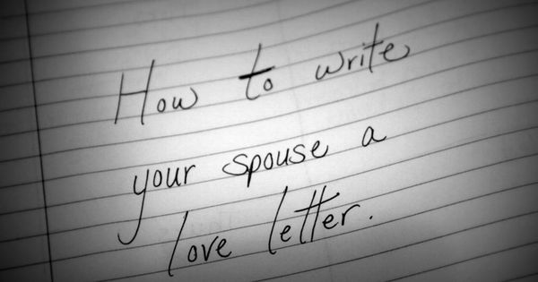 help writing a love letter You may have a perception that love letters are cheesy, but that's because those writers were trying too hard to impress a love letter should not sound like a writer telling your girl what he likes about her.