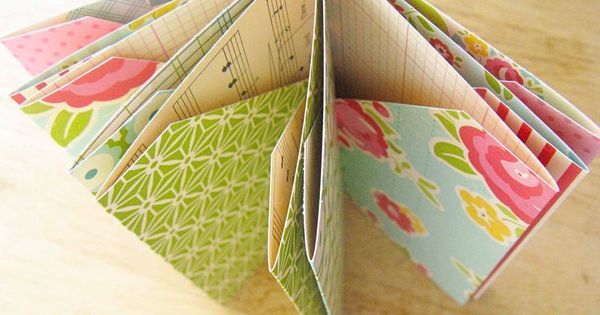 October Afternoon, pocket page mini album tutorial