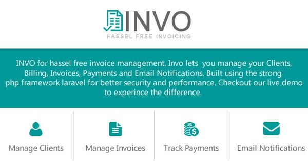 Download Free INVO - Hassle Free Invoicing # billing #invoice - free billing invoice