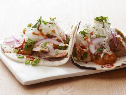Fish Tacos Recept Recept Smorgas Grillning
