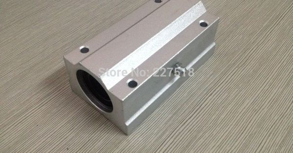 Scs60luu 60mm Linear Ball Bearing Block Cnc Parts Linear Cool Things To Buy