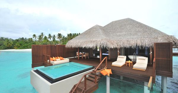Ayada Luxury Resort Ocean Villa, Maldives