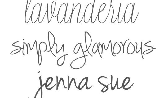 Top Five Cursive Tattoo Fonts.