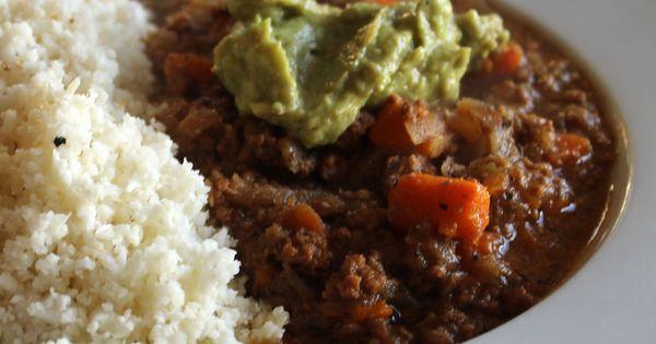 Nomato Slow Cooker Chili - Paleo AIP-friendly paleo AIP autoimmuneprotocol
