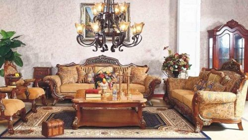 French Country Style For Your Living Room Furniture Design Living Room Wood Furniture Living Room Living Room Wood