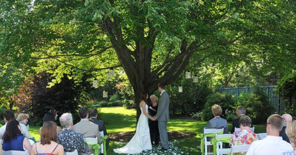 My Outdoor Wedding At Avon Gardens, Indiana
