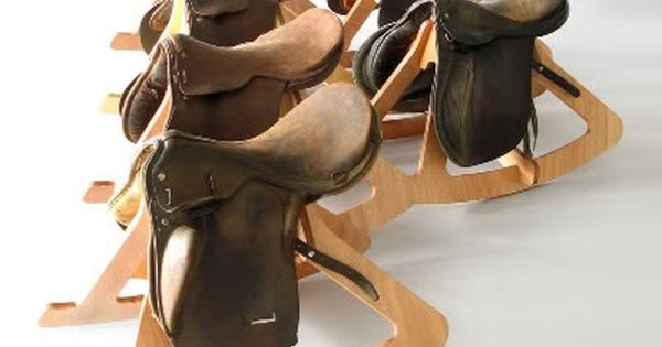 Saddles Find New Life As The Ultimate Chair For Folks Who