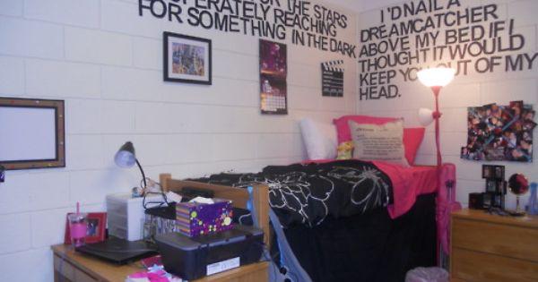 Dorm Rooms Decor Dorm Pinterest Catcher The Wall And Dream