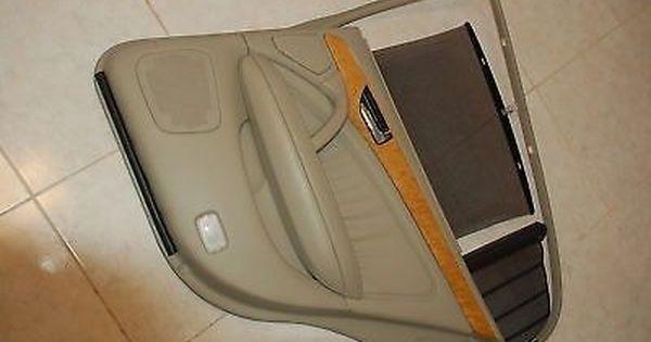 02 06 Infiniti Q45 Door Panel W Sunshade Rear Right With Images Infiniti Q45 Panel Doors Infiniti