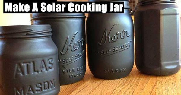 how to make a solar cooking jar split pea and potato soup recipe shtf preparedness self. Black Bedroom Furniture Sets. Home Design Ideas