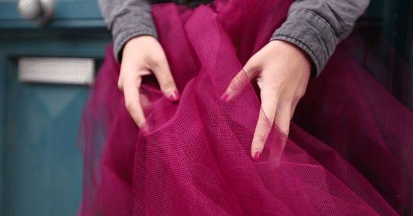 diy tutu de tulle sans couture diy tuto couture tricot pinterest plus d 39 id es tutu. Black Bedroom Furniture Sets. Home Design Ideas