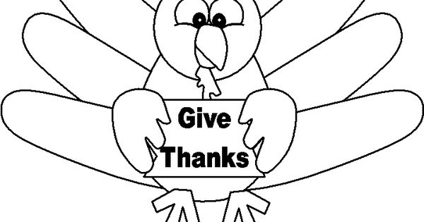 Coloringpages1001 Com: Turkey Coloring Pages For Toddlers