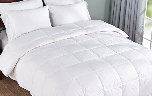 Home Elements Lightweight Warm Down Comforter Cotton 550 Fill Power White Comforter Sets Down Comforter Cool Comforters