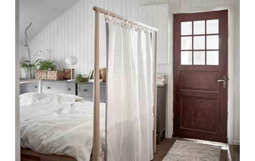 gj ra bettgestell 160x200 cm lur y ikea new york studio pinterest see more best ideas. Black Bedroom Furniture Sets. Home Design Ideas