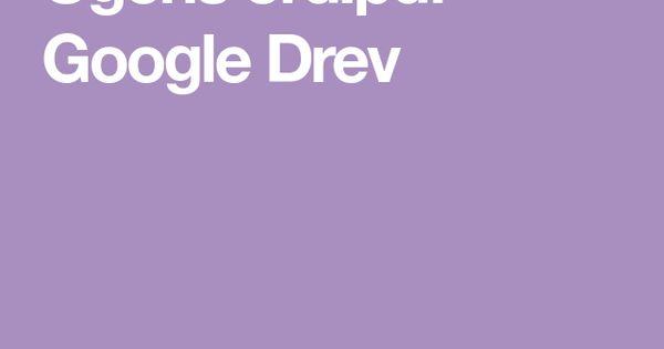 Ugens Ord Pdf Google Drev Med Billeder Undervisning