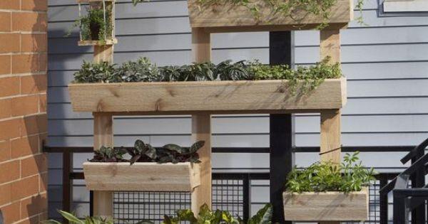 Diy blumenwand do it yourself ideen garden projects pinterest selbermachen und selber - Diy pflanzenwand ...