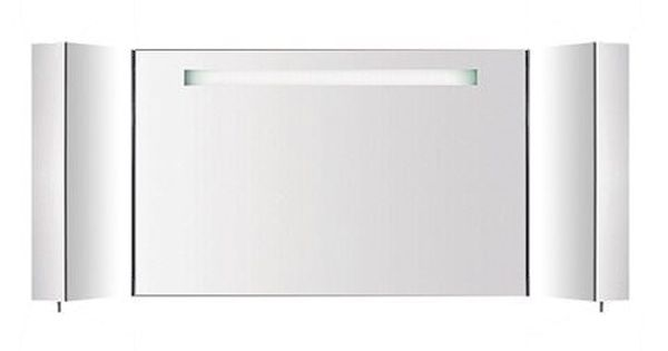 Inda Specchio A Parete Con Contenitore Per Bagno S401740 S401860