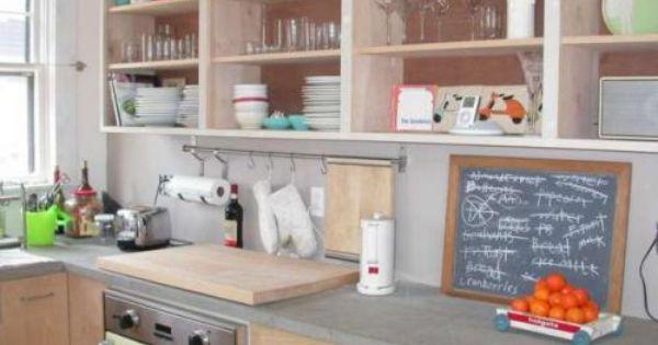 Decoraci n para cocinas peque as el gabinete cocina for Gabinetes de cocina pequena
