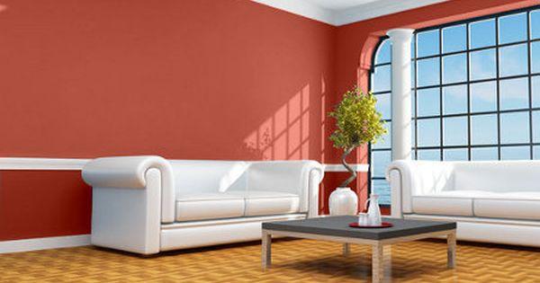 Pintura color teja color en paredes - Catalogos de pinturas para casas ...