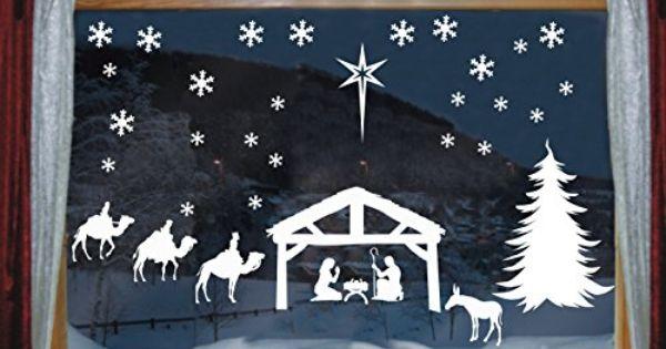Wandtattoo Profi Com Gunstige Wandtattoos Und Wandsticker Kaufen Fensterbilder Weihnachten Weihnachten Weihnacht Fenster