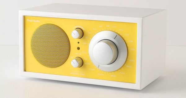 Tivoli Audio Model One AM/ FM Radio by Henry Kloss, Good dial