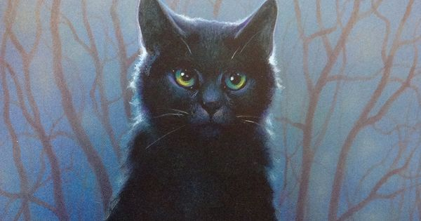 Tall Shadow | Warrior Cats | Pinterest | Warrior cats, Cat ...