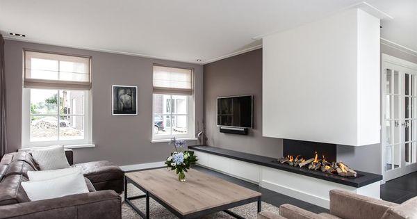 Stijlvol wonen is keijser co eigentijdse meubelen met een pure vormgeving woonkamer - Eigentijdse woonkamer decoratie ...