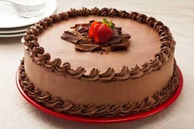 Dicas De Como Decorar Bolo Com Chantilly Chantily De Chocolate