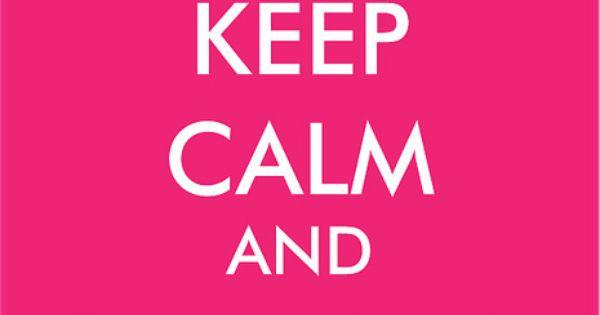 #keepcalm