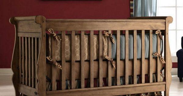 Graco By Lajobi Shelby Classic Crib Cappuccino