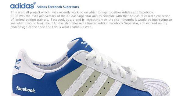 Adidas Twitter Superstars by Gerry McKay