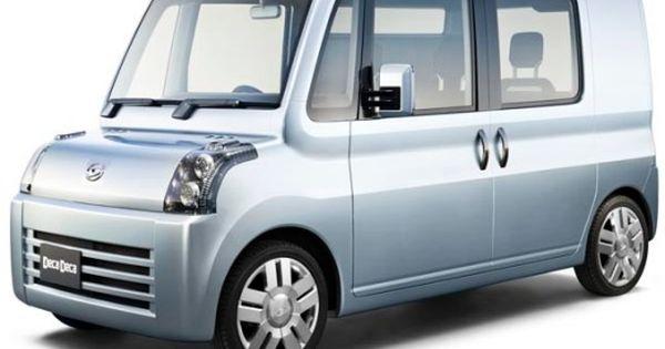Daihatsu Puts Your Office On Wheels Daihatsu