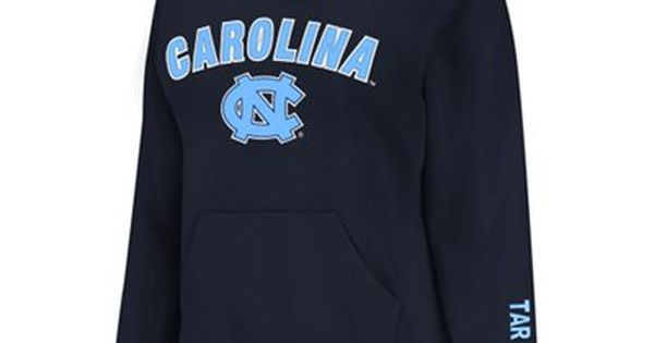 NEW North Carolina Tar Heels Champion NCAA Color Block Performance T-shirt