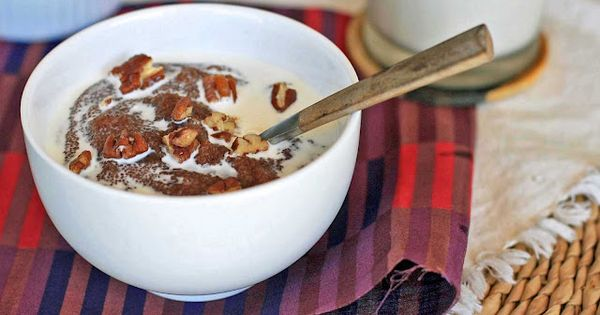 Teff Porridge with Honey, Dates and Cloves | Girl Cooks World