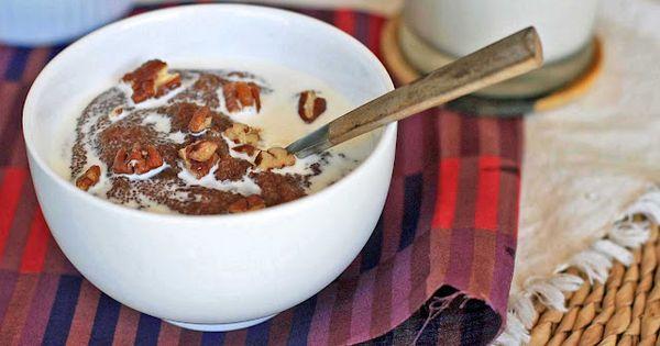 Teff Porridge with Honey, Dates and Cloves | Girl Cooks World