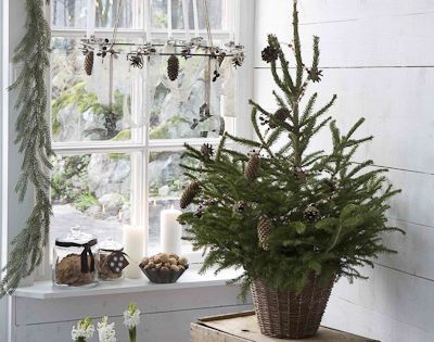 76 Inspiring Scandinavian Christmas Decorating Ideas XMAS decor / Xmas tree /