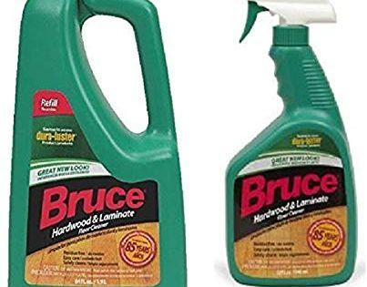 Amazon Com Bruce 64 Oz 32oz Nowax Hardwood And Laminate Floor