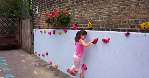 Patio Walls Ideas