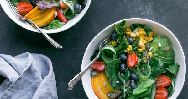 Late summer salad | Recipe | Late Summer, Summer Salad and Salads