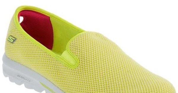 Skechers GOwalk Slip-on Mesh Sneakers