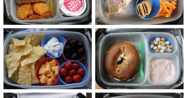 100+ School Lunch Box Ideas - Page 2 of 2 - Princess