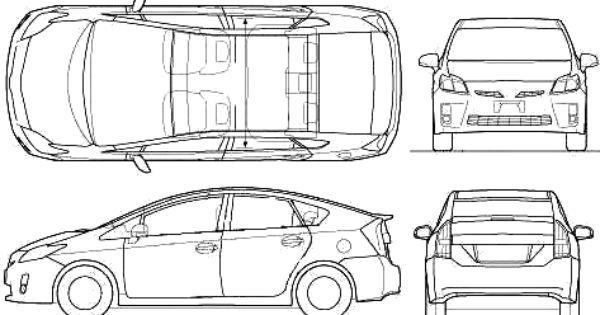 Toyota Prius Templates Views Toyota Prius Prius Toyota